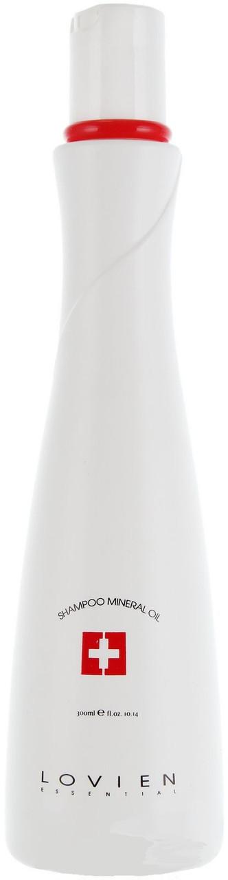 Шампунь с минеральным маслом Lovien Essential Mineral Oil Shampoo, 300 мл