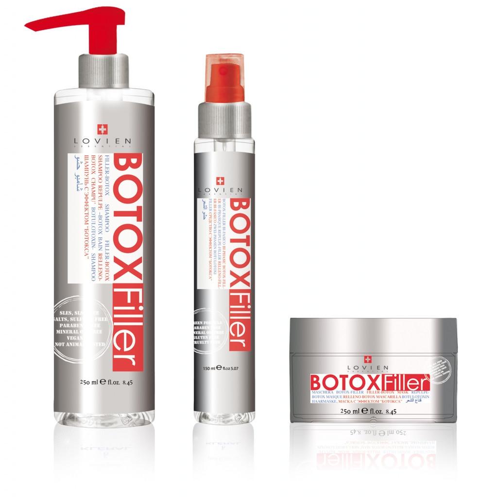 5918f4b95e767 Набор для глубокого восстановления волос с эффектом ботокса Lovien  Essential Botox filler