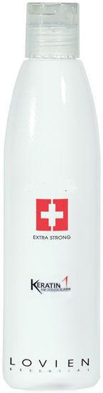 Минеральный шампунь с кератином Lovien Essential Keratin 1 Shampoo Mineral Oil, 250 мл