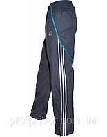 V-MBP-05 Мужские спортивные брюки копия, штаны Adidas из плащевки без подкладки