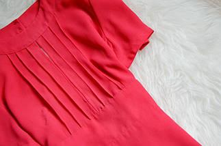 Платье кораллового цвета Topshop, фото 3