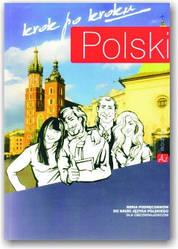 Krok po kroku 2 Polski. Цветная копия. Комплект (Учебник + Рабочая Тетрадь)