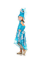 Детский костюм Рыбка со шлейфом