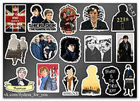 Stickers Pack Sherlock Holmes, Шерлок Холмс #83