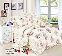 Ткань для постельного белья Поплин 1304 (A+B) - (50м+50м)