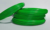 АБС пластик для 3д ручки, зеленый, 40 метров