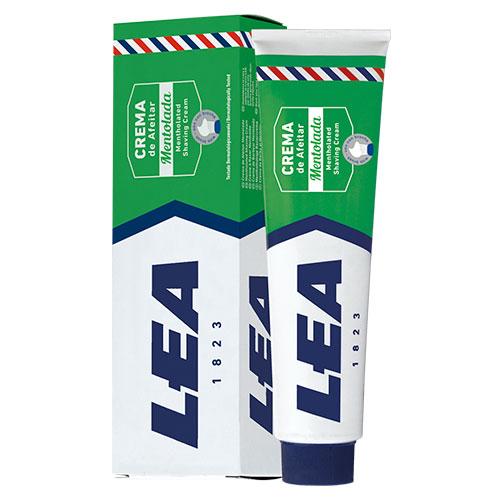Крем для бритья LEA Mentholated Shaving Cream 150 g