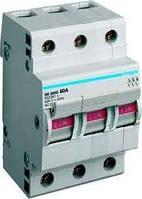 SBN399 Выключатель нагрузки (рубильник) 400 В/100 А, 3-полюсный, 3м
