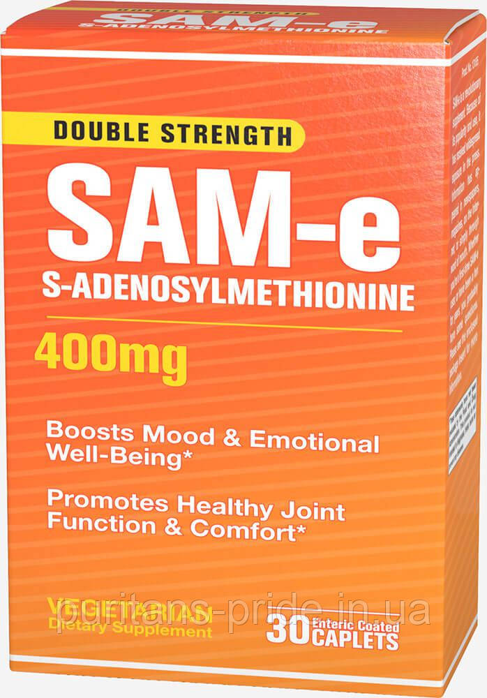 Puritan's Pride SAM-e 400 mg 30 Caplets