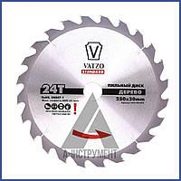Пильный диск по дереву VATZO 115x22.23x24z