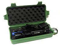 Электрошокер 1102 Скорпион 20 000В, Шокер-фонарик 1102