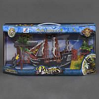 Набор пиратов 15993 D (24) 2 вида, в кор-ке