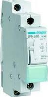 EPN510 Импульсное реле 230В/16А, 1НО, 1м, (Hager)