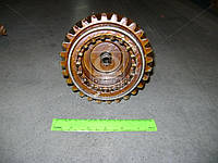 Вал первичный КПП ЯМЗ 236 (d=42 мм,z=28) (пр-во Россия) 236-1701027