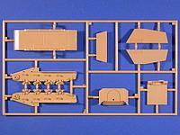 Самоход.лафет на шасси брон.боевой машины (1942, Герм.) Sd.Kfz. 164 Nashorn Tankhunter, 1:72, Revell