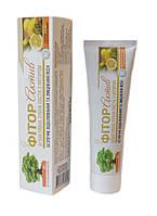 Зубная паста Фитор-Актив с экстрактом лимона, 100 г