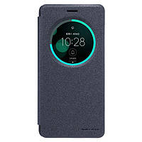 Чохол-книжка для Nillkin Asus ZenFone 3 Deluxe ZS570KL Sparkle Series Black