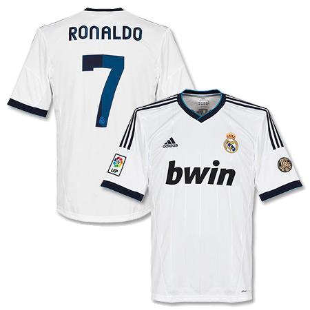 Детская футбольная форма  Реал (Мадрид) №7 Роналдо