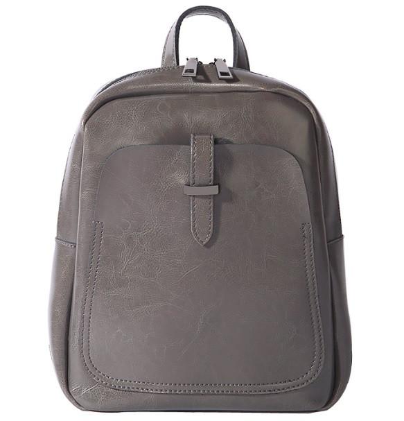 4448de9fb559 Модный женский кожаный рюкзак GR-8860G, цена 7 343,29 грн., купить в ...