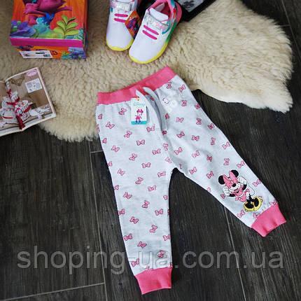 Штанишки для девочки Minnie Mouse Disney HD0080-92p, фото 2
