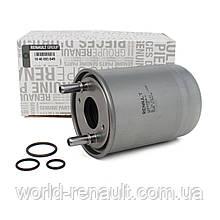 Renault (Original) 164009384R - Топливный фильтр на Рено Меган 3, Рено Флюенс 1.5dci K9K