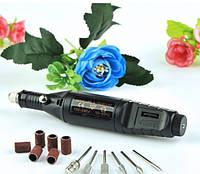 Фрезер-ручка для маникюра Mini 18000 об/мин. Черный
