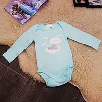 Боди Dreaming голубой B0085-86p