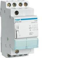 EPN540 Импульсное реле 230В/16А, 4НО, 2м, (Hager)