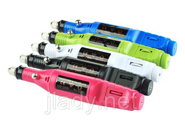 Фрезер-ручка для маникюра Mini 18000 об/мин.
