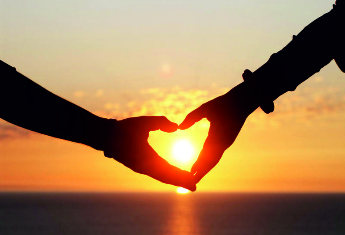 Магнит на холодильник. 14 февраля. День Святого Валентина. День влюбленных. Виниловый магнит