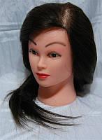 Голова учебная с искусственными термостойкими волосами YRE-4-18DY-Z YRE