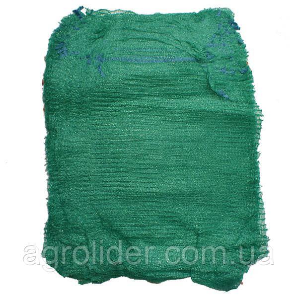 Сетка-мешок овощная 45х75 (до 30 кг) Зеленая