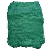 Сетка-мешок овощная 45х75 (до 30 кг) Зеленая, фото 1
