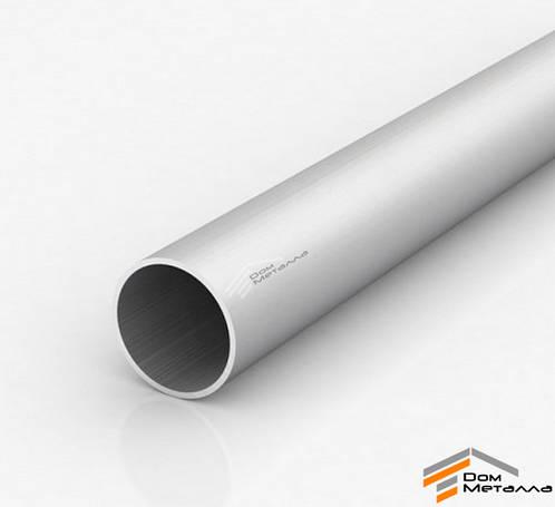Труба алюминиевая круглая ф37х3мм АД31Т5 без покрытия