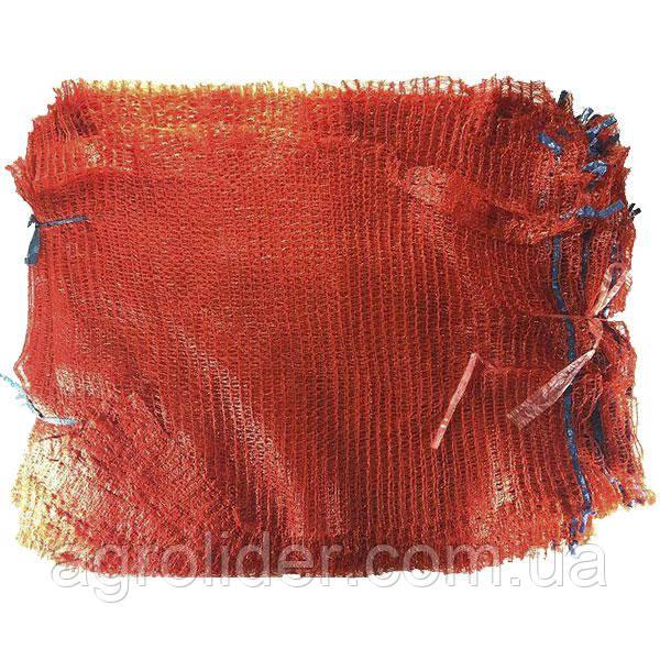 Сетка-мешок овощная 50х80 (до 40 кг) Красная