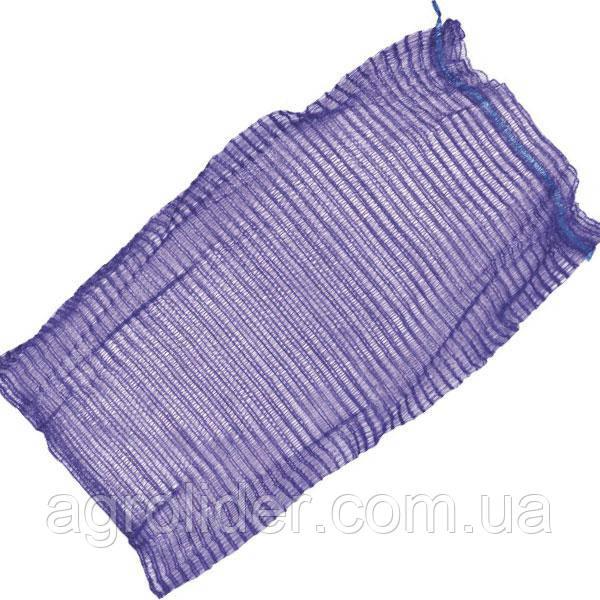 Сетка-мешок овощная 50х80 (до 40 кг) Фиолетовая