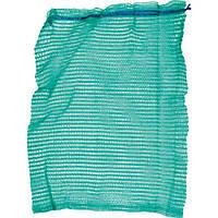 Сетка-мешок овощная 50х80 (до 40 кг) Зеленая, фото 1