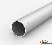 Труба алюминиевая круглая ф60х2,5мм АД31Т5 AS (серебро)