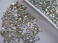 Стразы для ногтей ss5 Crystal AB 1440шт.(1,7-1,8мм)