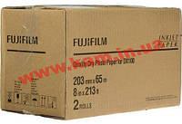 Бумага рулонная INKJET FUJI DX100 IJ GL 203ммX65м (7160501)