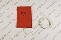 Гибкая греющая пластина 400Вт, 220В, (115х175x7мм), терморегулятор 90 градусов