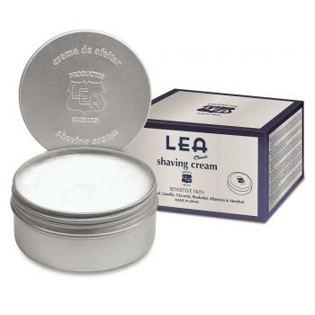 Крем для бритья в алюминиевой банке LEA CLASSIC Shaving Cream In Aluminum Jar 150 g