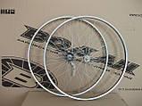 Колесо велосипедное стальное «Водан», фото 2