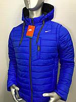 Мужская куртка Nike с отстегивающимися рукавами, копия, куртка жилет