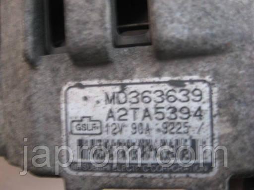 Генератор Mitsubishi Lancer VI седан 1995-2001г.в.MD363639 A2TA5394