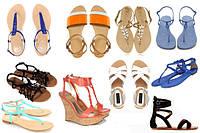 Женская обувь лето