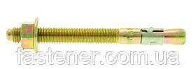 Анкер розпірний Golden anchor M10/7/104, FZB, (упак. - 25 шт), Швеція