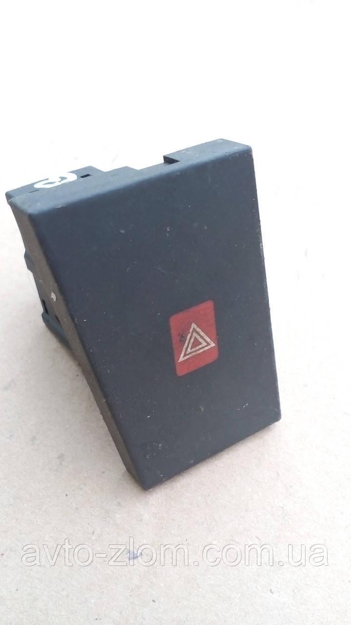 Кнопка аварийки Opel Omega B, Опель Омега Б. 09 147 906.