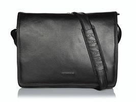 Мужская сумка через плечо KATANA k36106-3 темно-коричневая