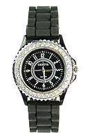 Часы женские GENEVA Luxury Черные